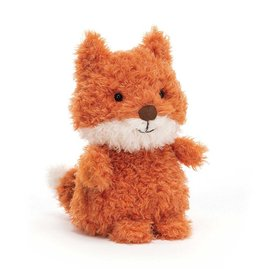 Jelly Cat Peluche - Petit renard