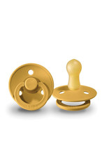 Bibs Pacifier - Mustard (6-18Months)