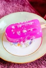 Efferv'essence Pop's Artisanal Soap - Popsicle Glycerin Soap -  Intergalactic martian