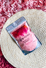 Efferv'essence Bath salt 220g - Peach in love