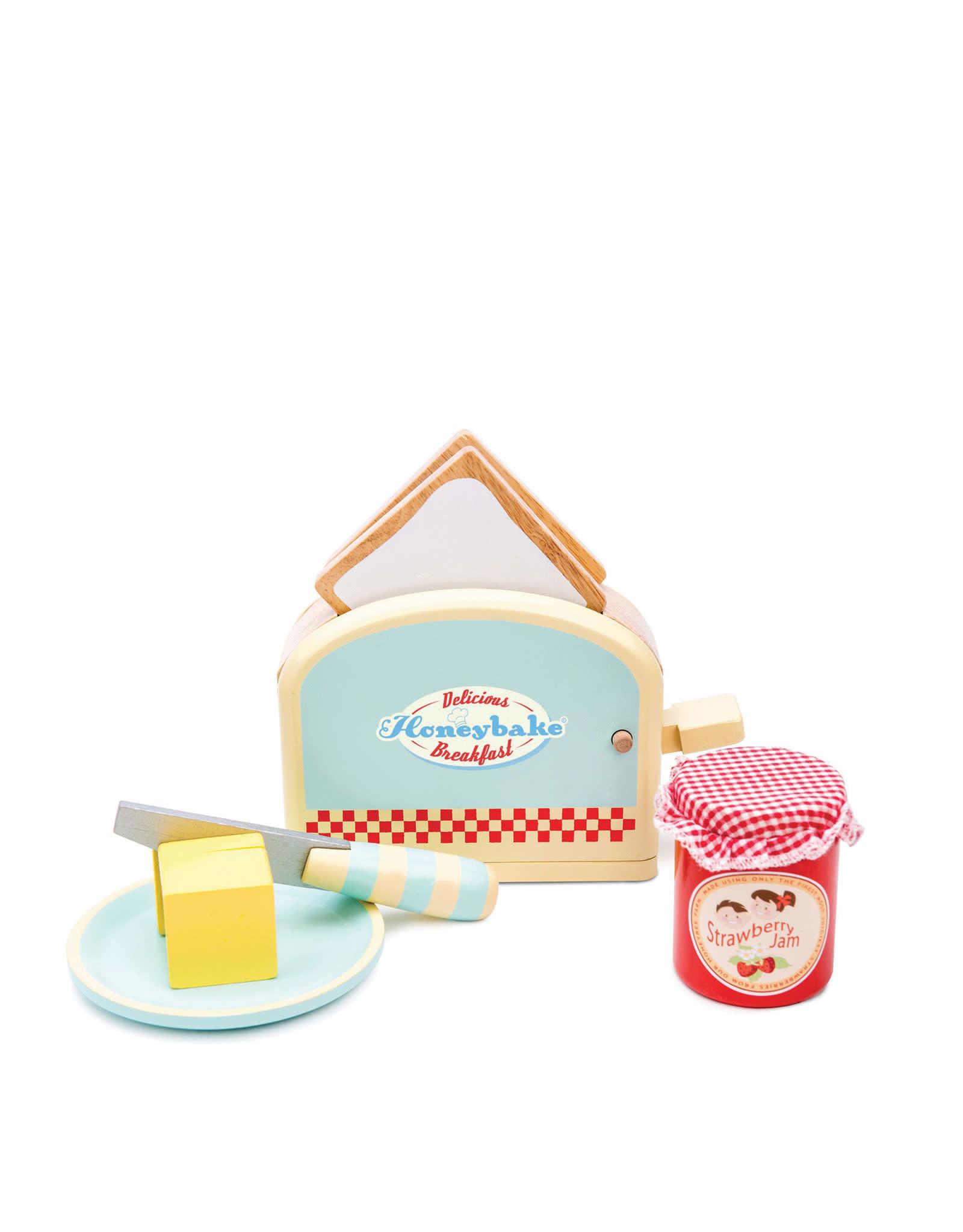 Le Toy Van Ensemble grille-pain Honeybake