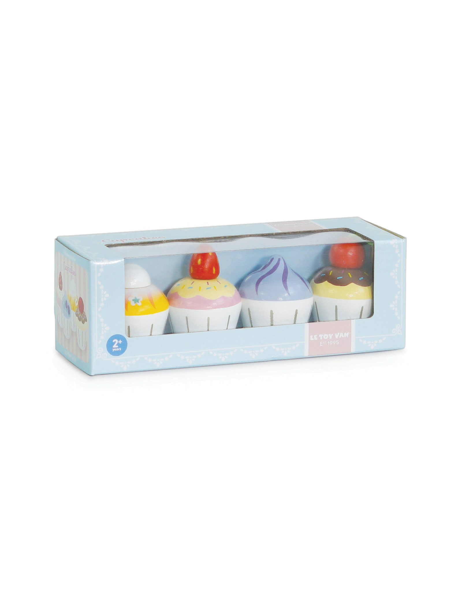 Le Toy Van Petit Four Cupcakes