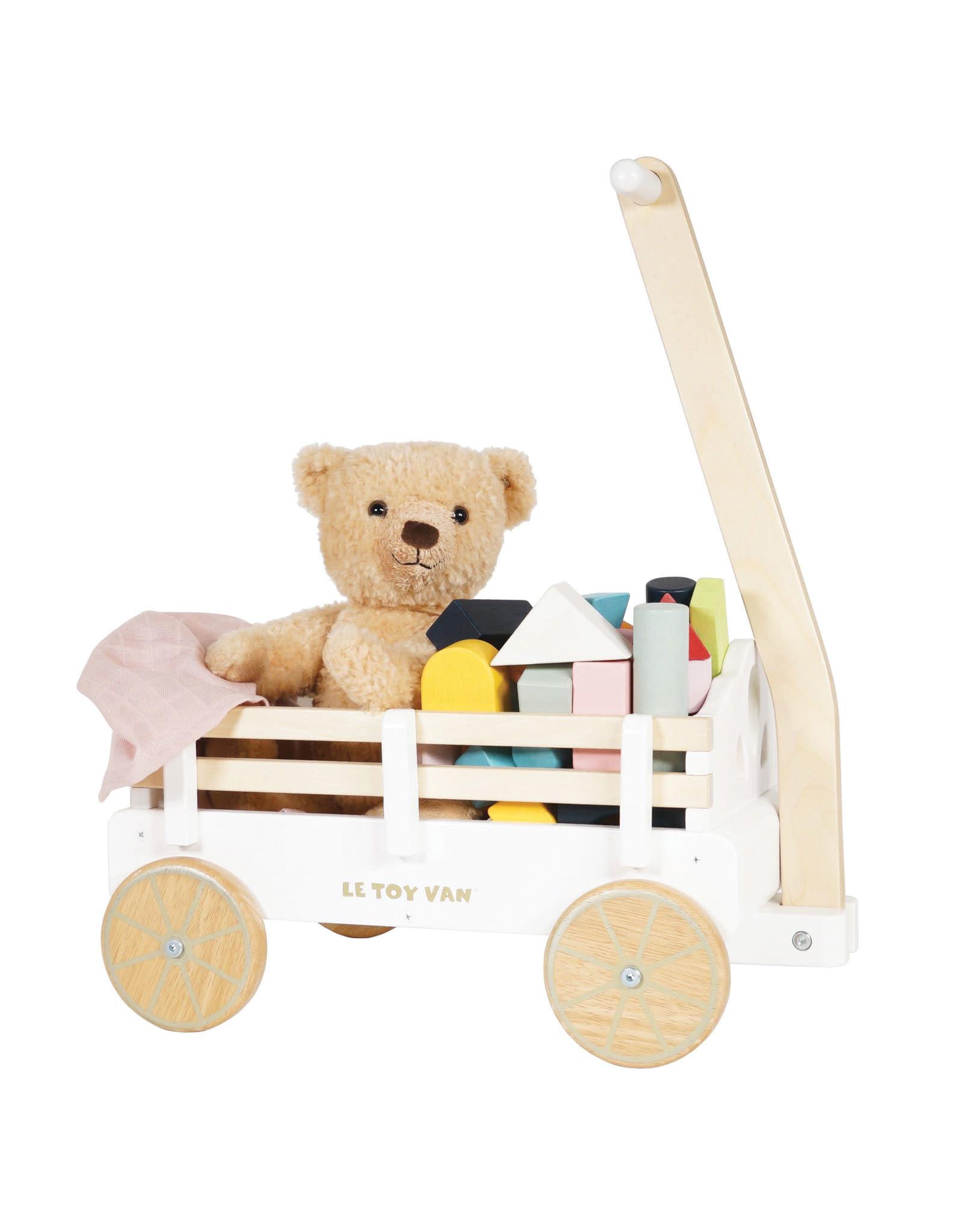 Le Toy Van Pull Along Wagon Cart