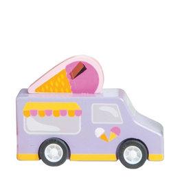 Le Toy Van Camionnette à crème glacée