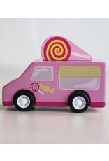 Le Toy Van Camionnette à bonbons