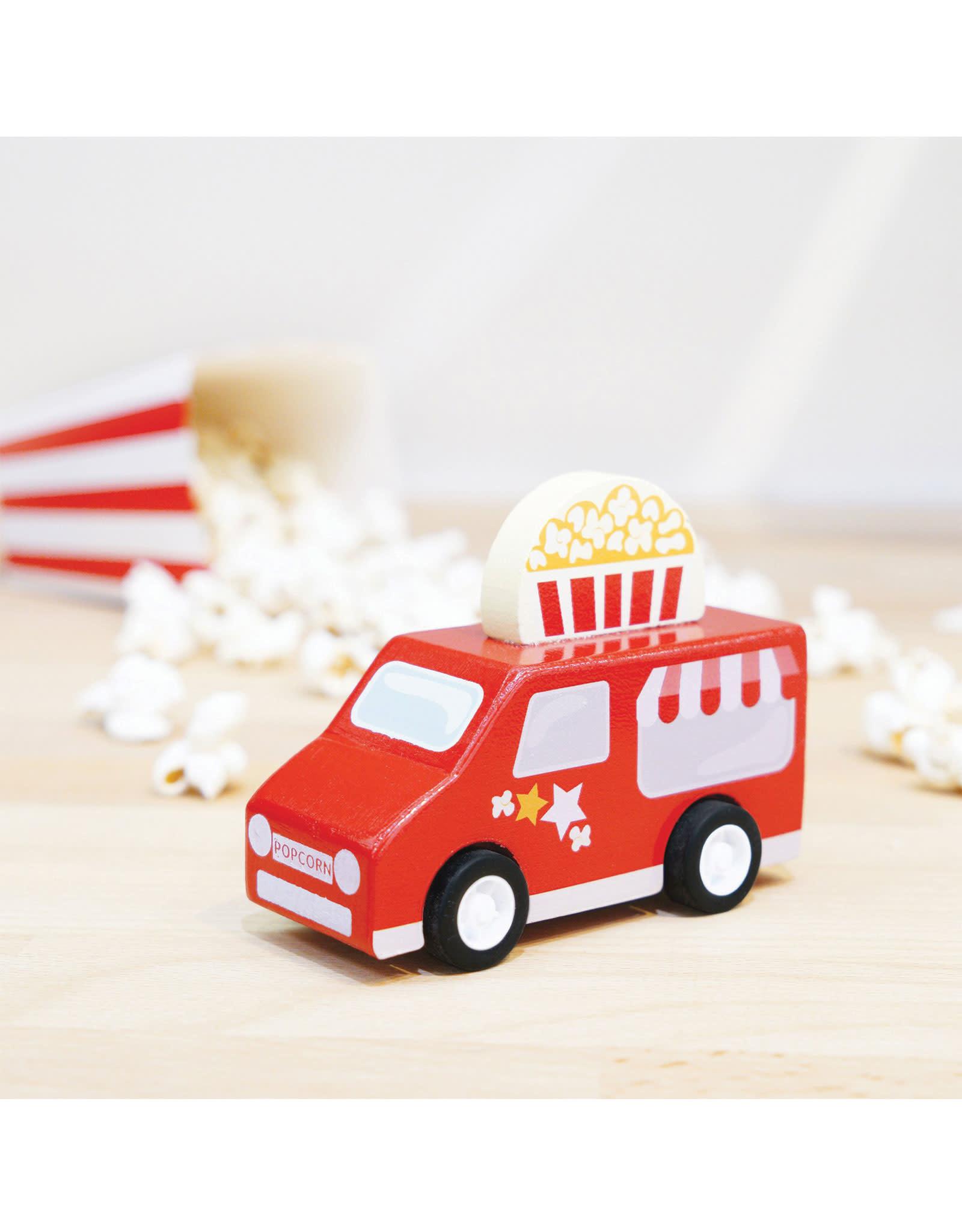 Le Toy Van Popcorn Truck