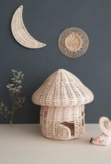 Coconeh Lune en rotin - Petite