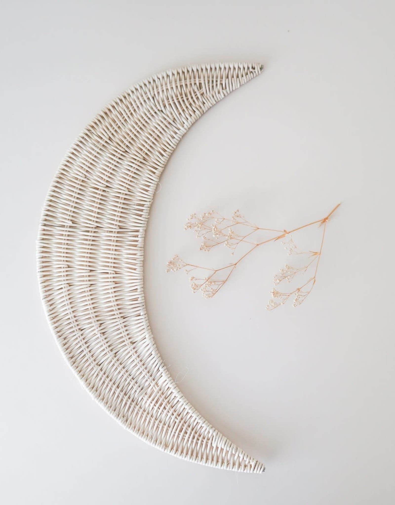 Coconeh Rattan Moon - Large