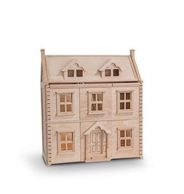 Plan Toys Wooden Victorian Dollhouse