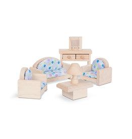 Plan Toys Living Room Classic Set