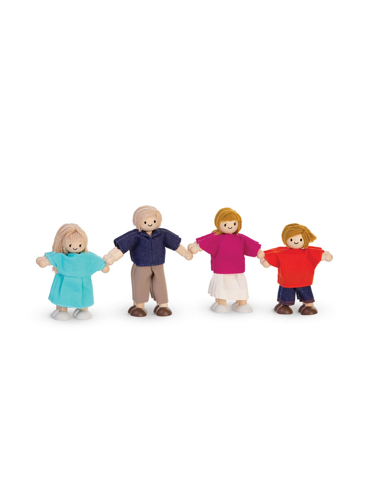 Plan Toys Famille pour maison de poupée