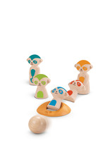 Plan Toys Meercar Bowling