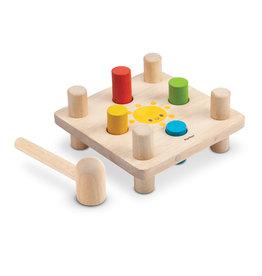 Plan Toys Ensemble marteau piquets en bois