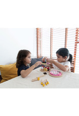 Plan Toys Ensemble de gateau d'anniversaire en bois