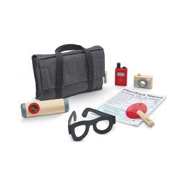 Plan Toys Ensemble de détective en bois