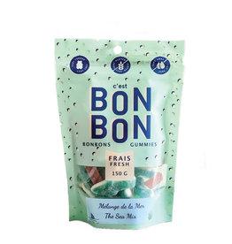 La boîte à bonbons Candies -  The Sea Mix 150g