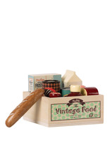 Maileg Boîte d'épicerie - Nourriture vintage
