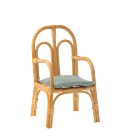 Maileg Chaise en rotin pour poupée