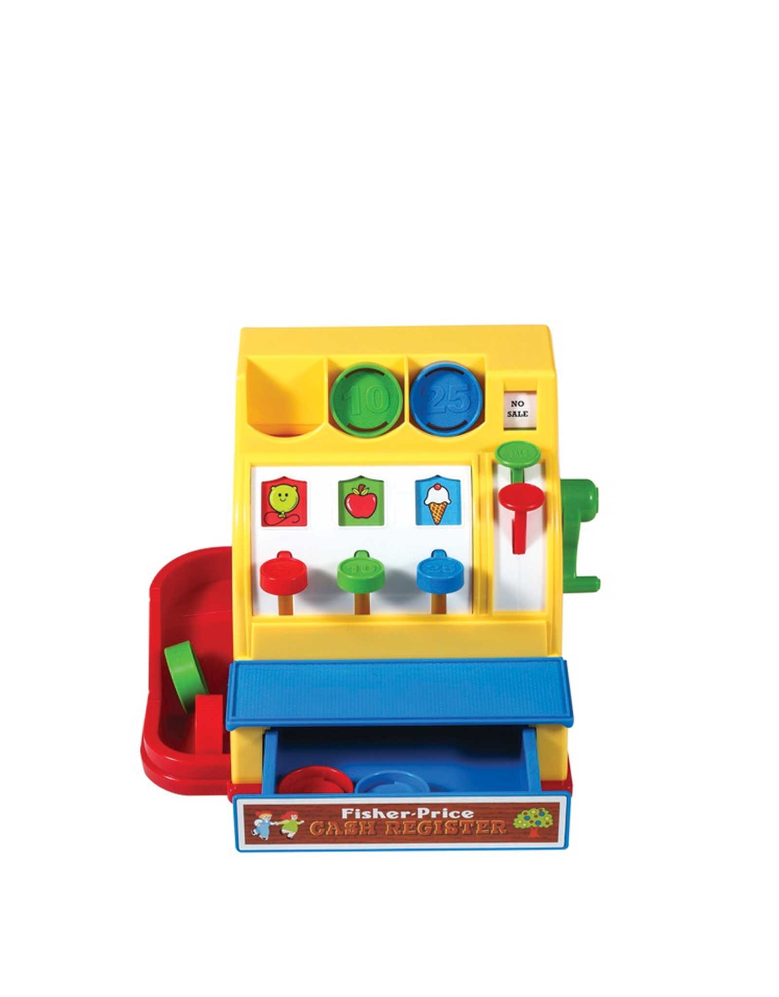 Fisher Price Vintage Fisher Price Classic Cash Register