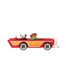 Fisher Price Vintage Fisher Price Classic Nifty Station Wagon