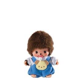 Monchhichi Bebichhichi - Puppy Romper Boy Plush Toy