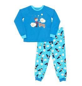 Passe-Partout Pyjama Passe-Partout - Pruneau