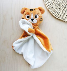 Veille sur toi Baby blankie - Charlie the Tiger