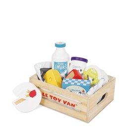 Le Toy Van Caisse de fromage et de produits laitiers