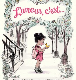 Livre L'amour c'est (FRENCH)
