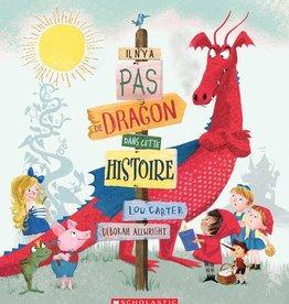 Livre Il n'y a pas de dragon dans cette histoire