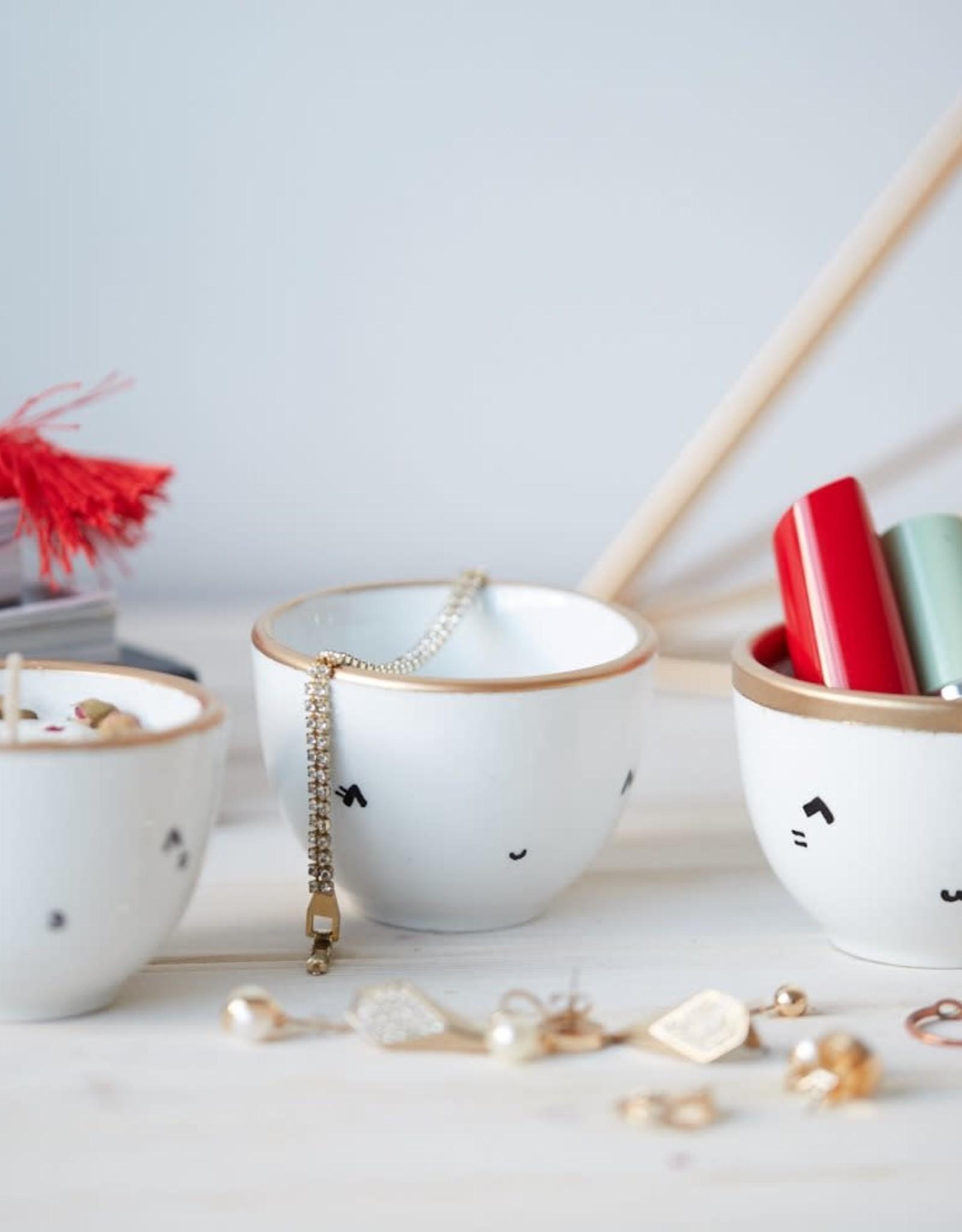 Serif & Glyph Petite tasse - MOMO chat joyeux