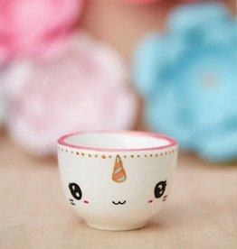 Serif & Glyph Petite tasse - HANA chat licorne