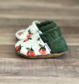 Trendy Baby Mocc Shop Mocassins - Floraux du sud