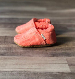 Trendy Baby Mocc Shop Corail Cracked Ice Moccasins