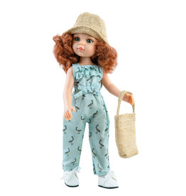Paola Reina Las Amigas Doll - Christi With Green Jumper