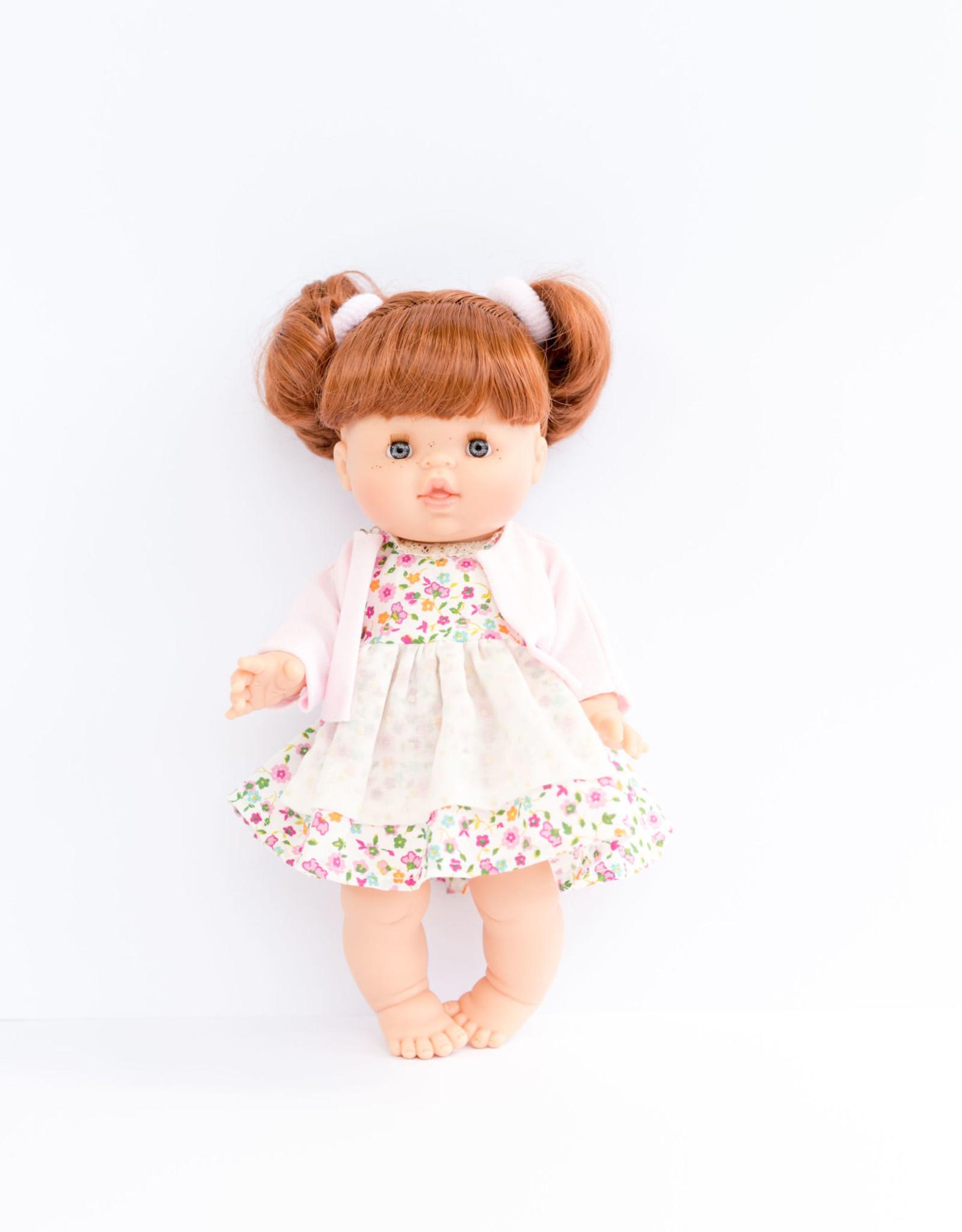 Paola Reina Gordis Doll - Baby Sophie In Pajamas
