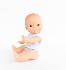 Paola Reina Gordis Doll - Baby Samuel In Pyjamas