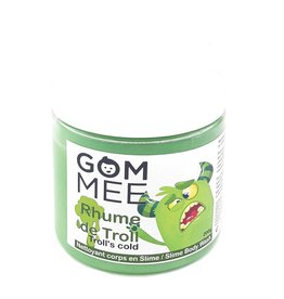 GOM-MEE Nettoyant pour le corps - Slime rhume de troll