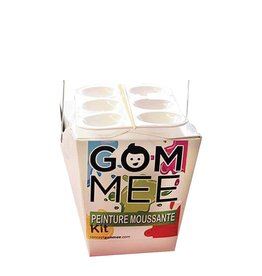 GOM-MEE Foaming Paint Gift Box - Blue, Green And Pink
