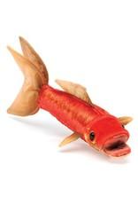 Folkmanis Mini Goldfish - Finger Puppet