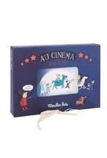 Moulin Roty Lampe à histoires -  Coffret Au cinéma ce soir