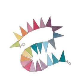 Grimm's Pennant Banner Pastel