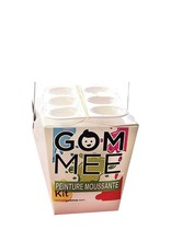 GOM-MEE Foaming Paint Gift Box - Blue, Green And Orange