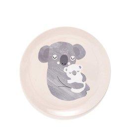 Petit Monkey Assiette en mélamine - Koala