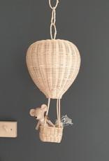 Coconeh Montgolfière en osier