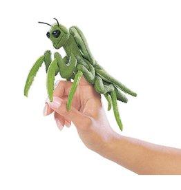 Folkmanis Finger Puppet - Mini Praying Mantis
