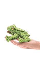 Folkmanis Marionnette à doigt - Grenouille
