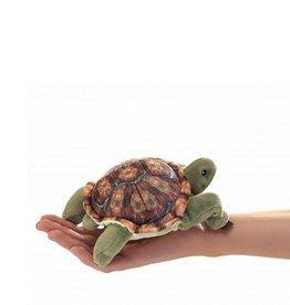 Folkmanis Finger Puppet - Mini Tortoise