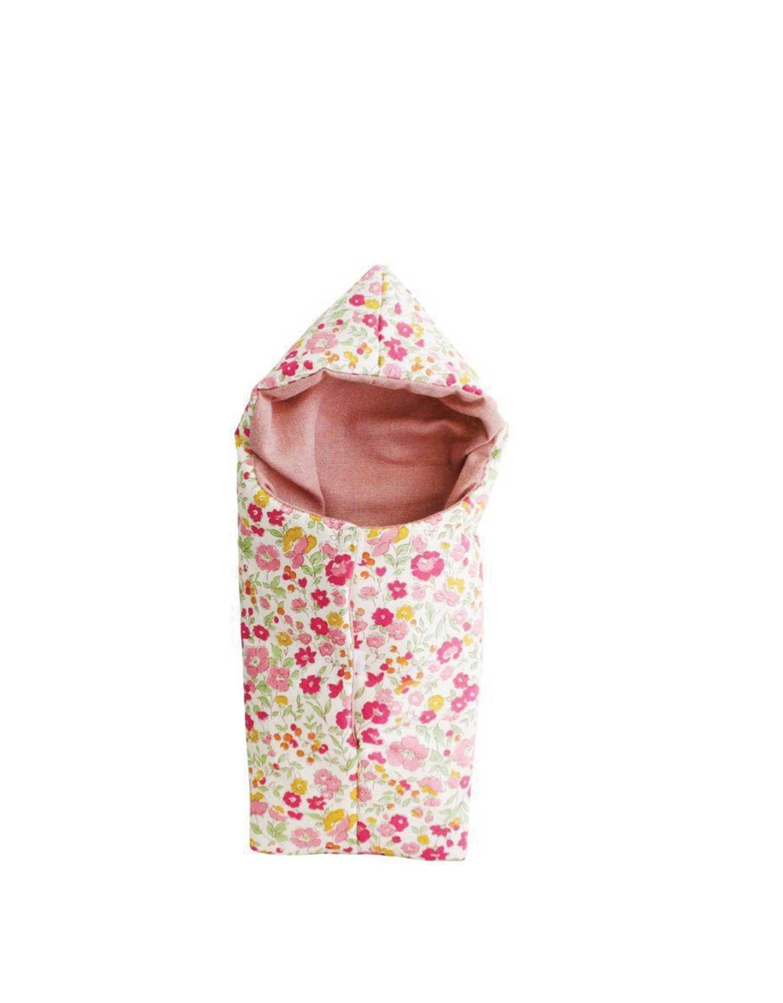 Alimrose Mini sac de couchage - Jardin de roses