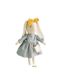 Alimrose Mini Sofia Bunny Grey